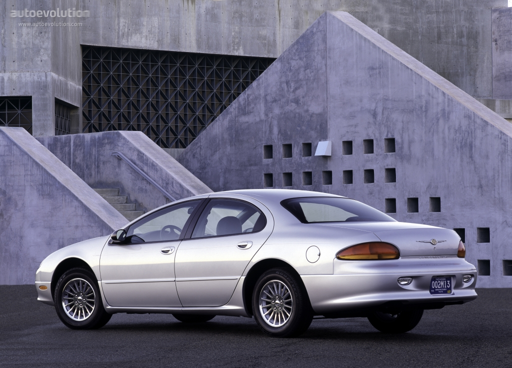 Chrysler Concorde 1999 2000 2001 2002 2003 2004