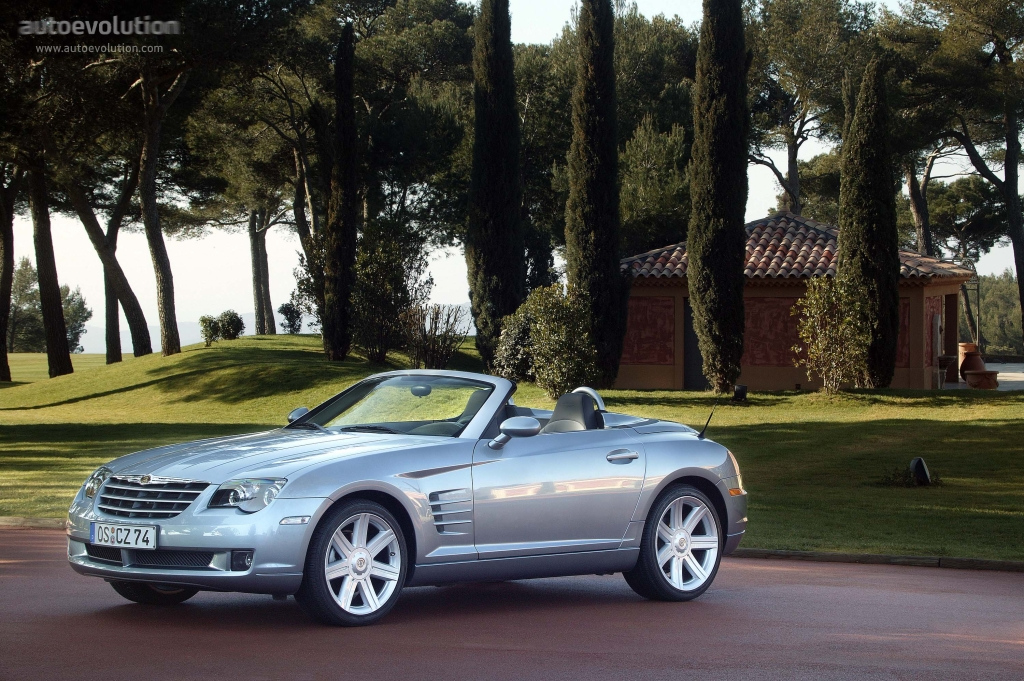 chrysler crossfire roadster specs 2004 2005 2006 2007. Black Bedroom Furniture Sets. Home Design Ideas