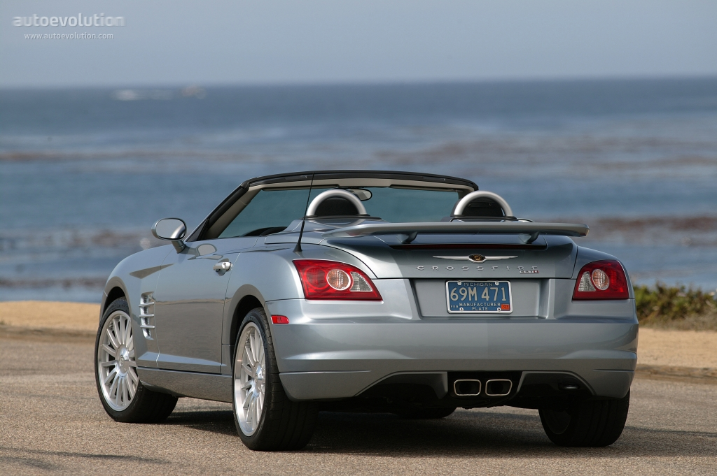 chrysler crossfire roadster srt6 specs photos 2004. Black Bedroom Furniture Sets. Home Design Ideas