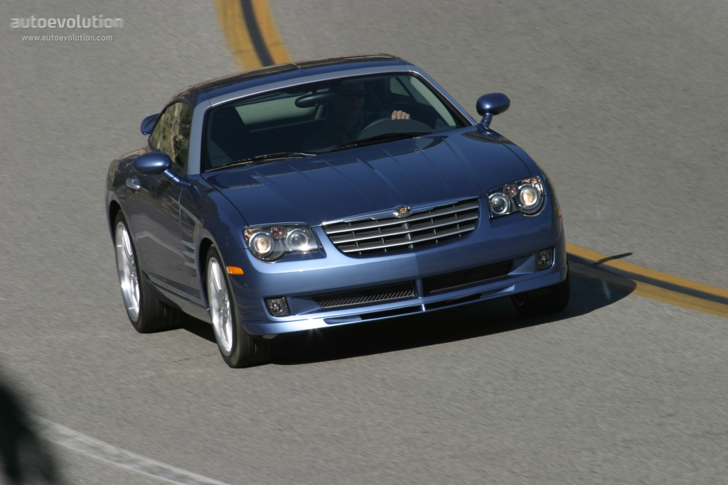 chrysler crossfire srt6. chrysler crossfire srt6 2004 2006 chrysler srt6