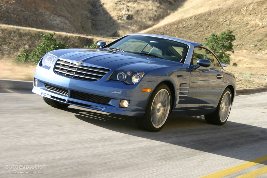 Chrysler Crossfire Srt6 Specs Photos 2004 2005 2006
