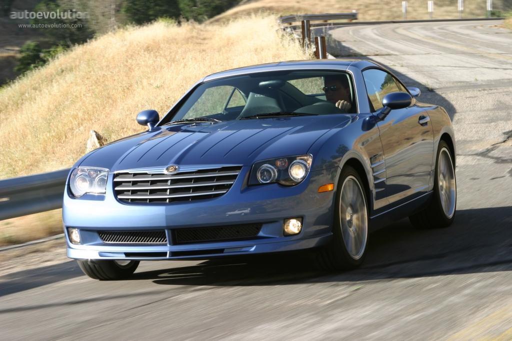 CHRYSLER Crossfire SRT6 specs  2004 2005 2006  autoevolution