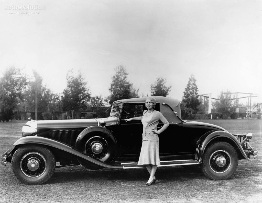 CHRYSLER Imperial 8 Roadster (1931 - 1933)