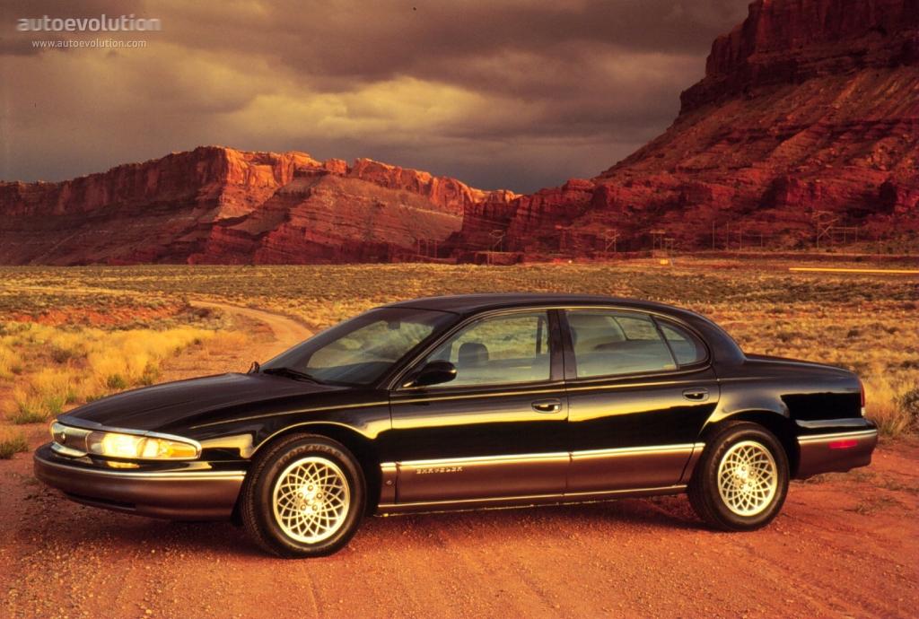 Chrysler new yorker 1995 1996 1997 autoevolution