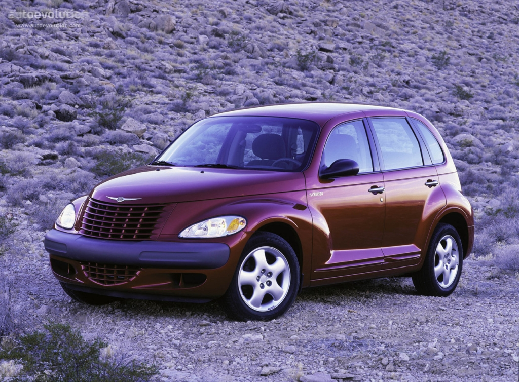 chrysler pt cruiser specs photos 2000 2001 2002. Black Bedroom Furniture Sets. Home Design Ideas