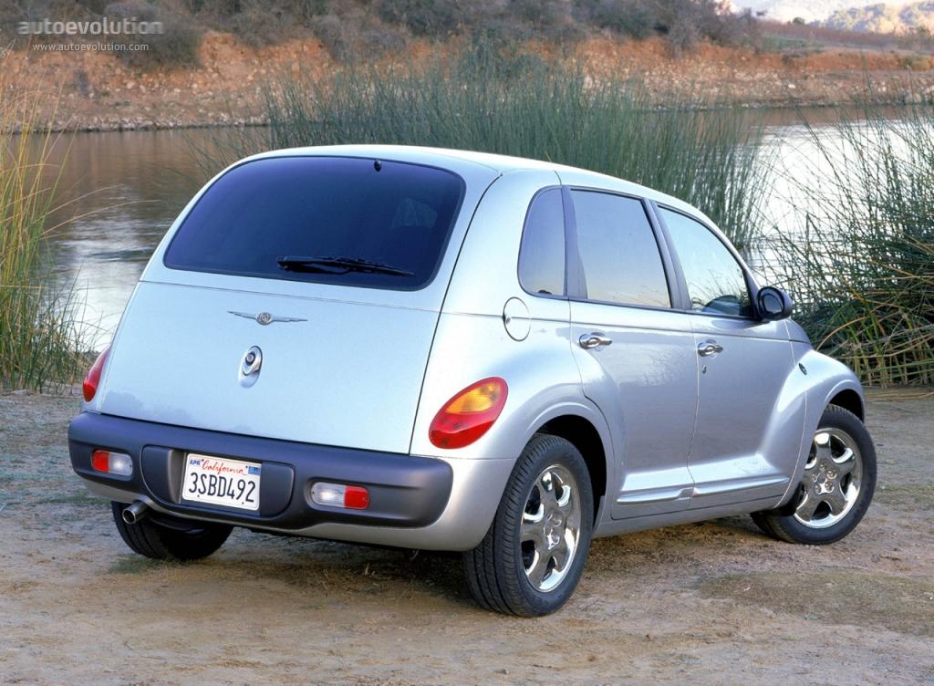 Chrysler Pt Cruiser 2000 2006