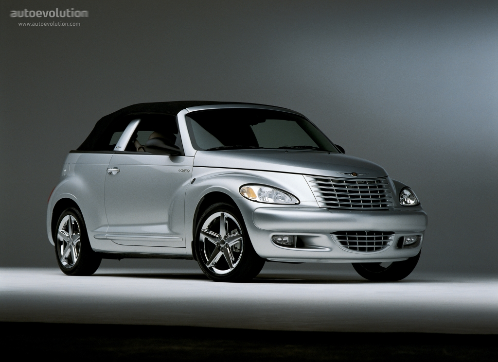 chrysler pt cruiser convertible 2004 2005 2006 autoevolution. Black Bedroom Furniture Sets. Home Design Ideas