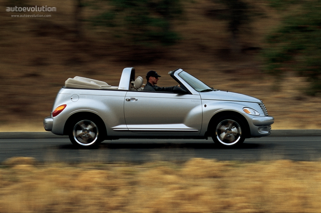 Chrysler Pt Cruiser Convertible Specs Amp Photos 2004