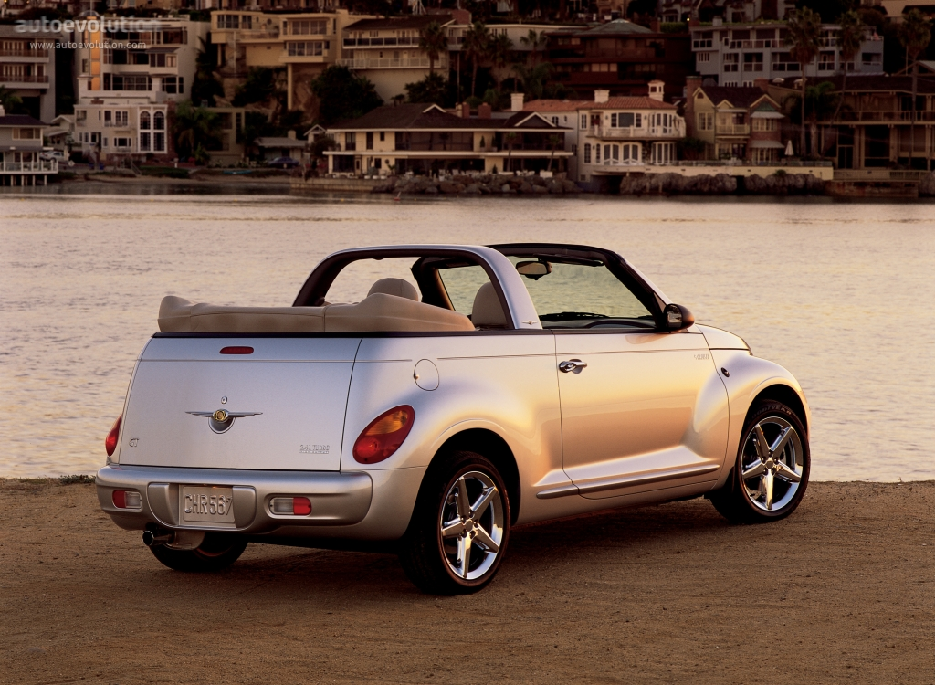 chrysler pt cruiser convertible specs 2004 2005 2006 autoevolution. Black Bedroom Furniture Sets. Home Design Ideas
