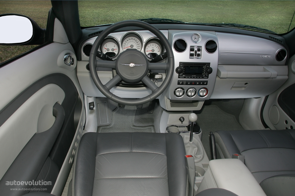 chrysler pt cruiser convertible specs 2006 2007 2008. Black Bedroom Furniture Sets. Home Design Ideas