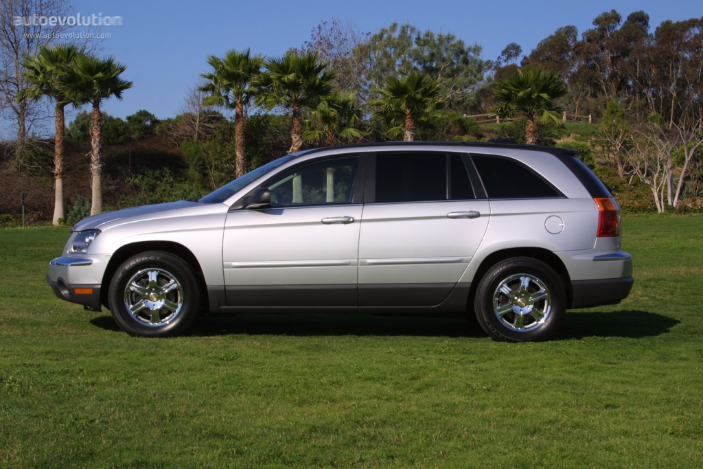 chrysler pacifica 2003 2004 2005 2006 autoevolution. Cars Review. Best American Auto & Cars Review