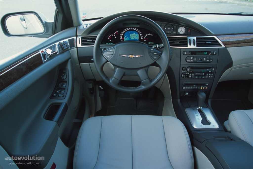 Chrysler Pacifica - 2003  2004  2005  2006