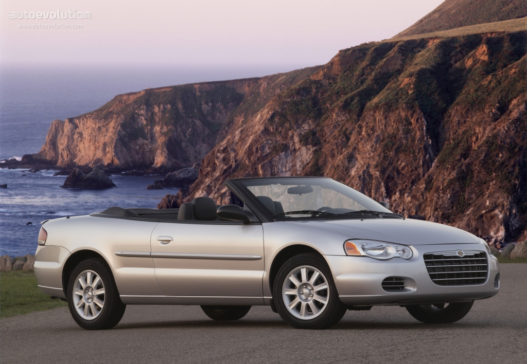 chrysler sebring convertible specs 2003 2004 2005. Cars Review. Best American Auto & Cars Review
