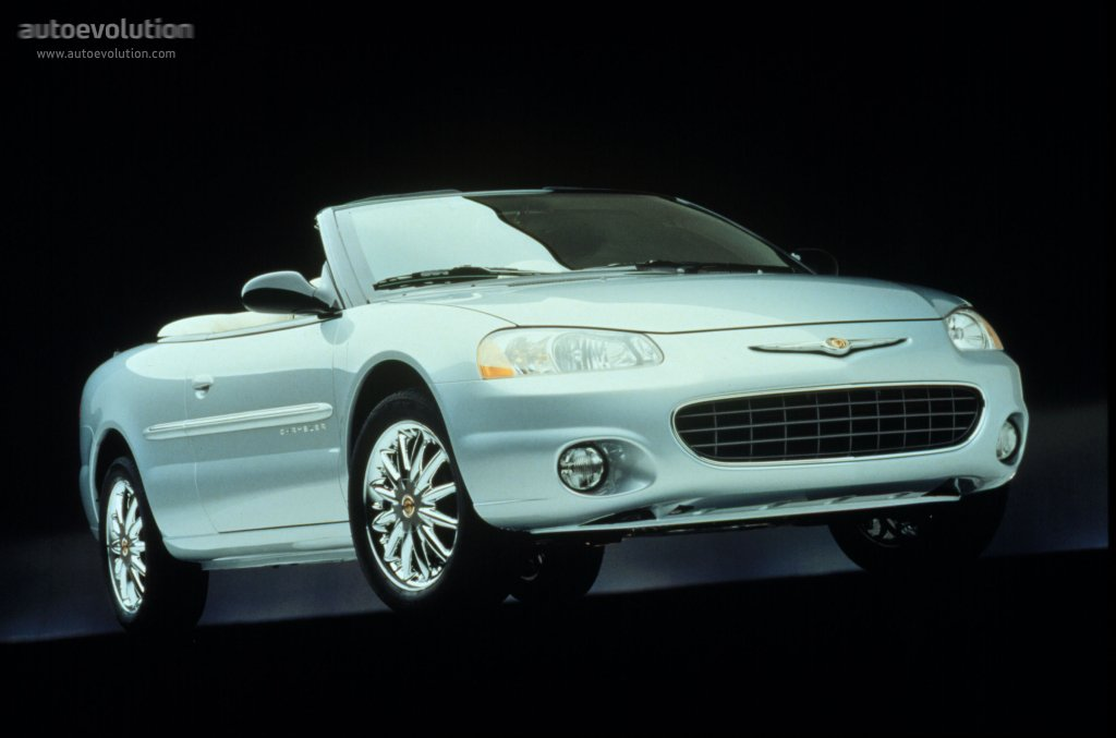 Chrysler Sebring Convertible 2001 2002 2003