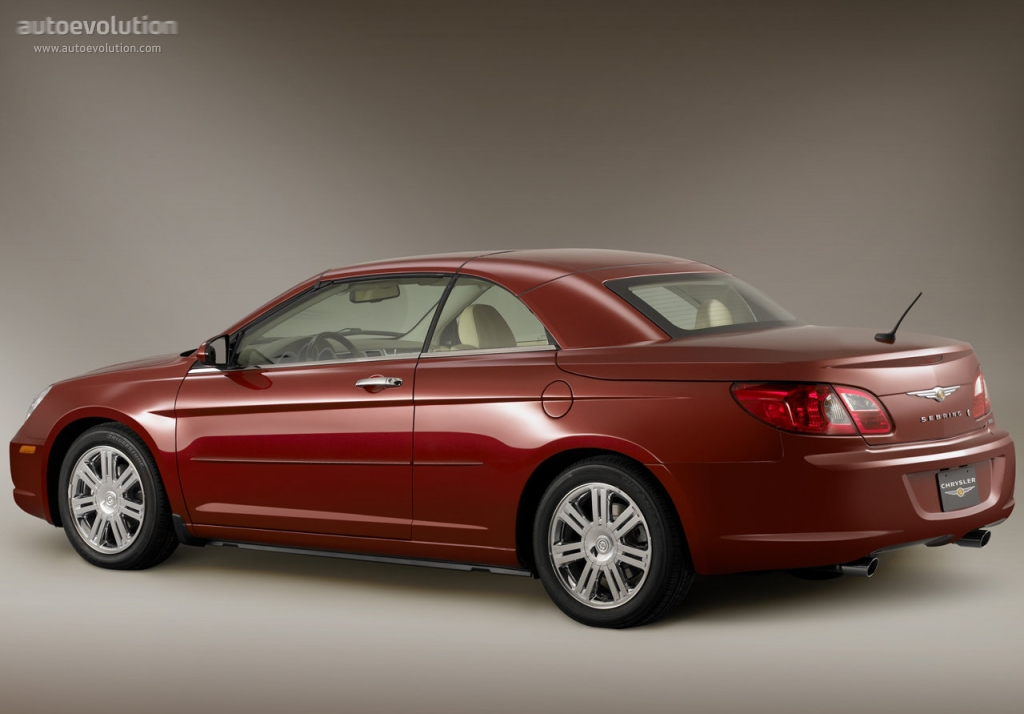 Chrysler Sebring Convertible Specs 2007 2008 2009