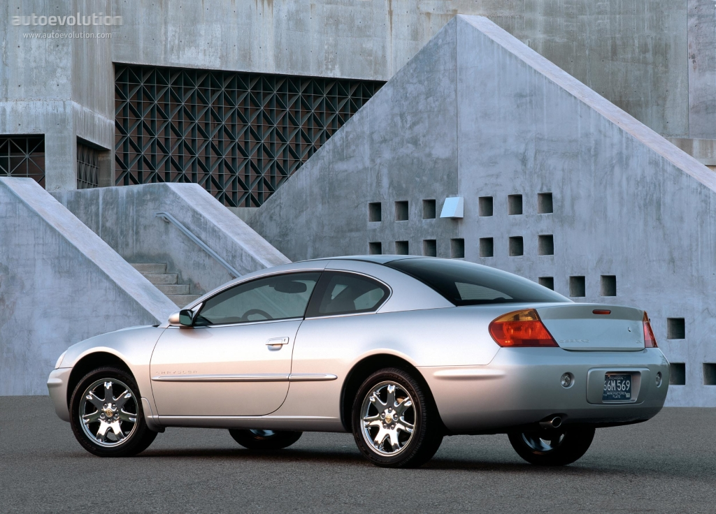 Chrysler Sebring Coupe 2003 2006