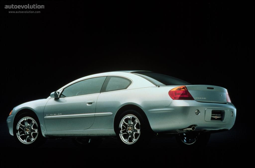 Chrysler Sebring Coupe 2000 2001 2002 2003