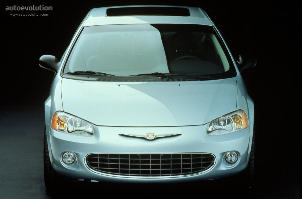 Chrysler sebring sedan specs 2001 2002 2003 autoevolution chrysler sebring sedan 2001 2003 sciox Images