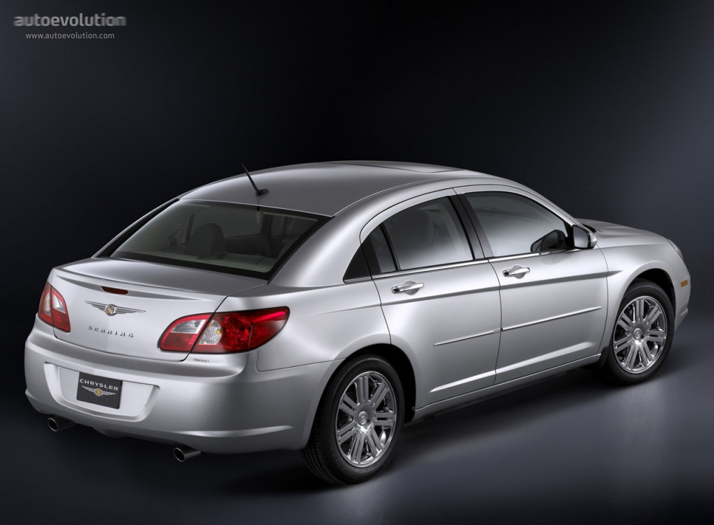 Chryslersebringsedan on 2006 Chrysler Sebring Touring Sedan