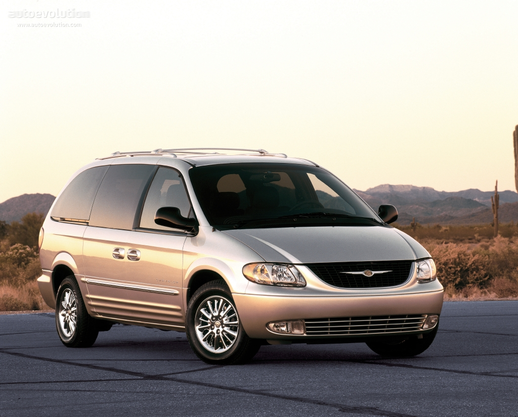 Chrysler town country 2000 2003