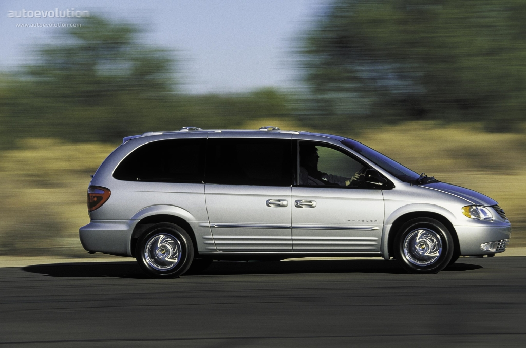 Town And Country Auto >> CHRYSLER Town & Country - 2000, 2001, 2002, 2003 ...