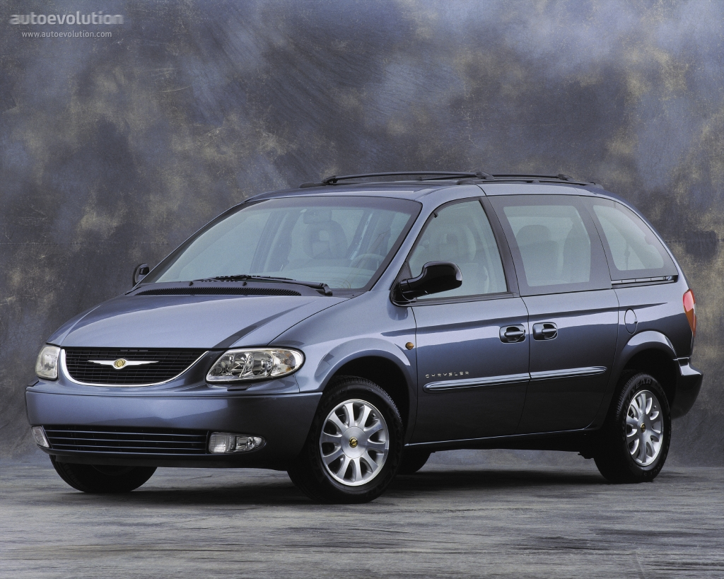 chrysler voyager 2000 - photo #12