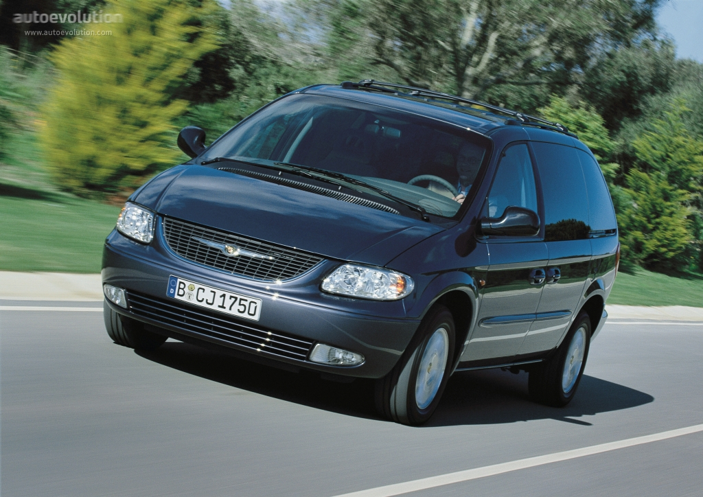 chrysler voyager 2000 - photo #11