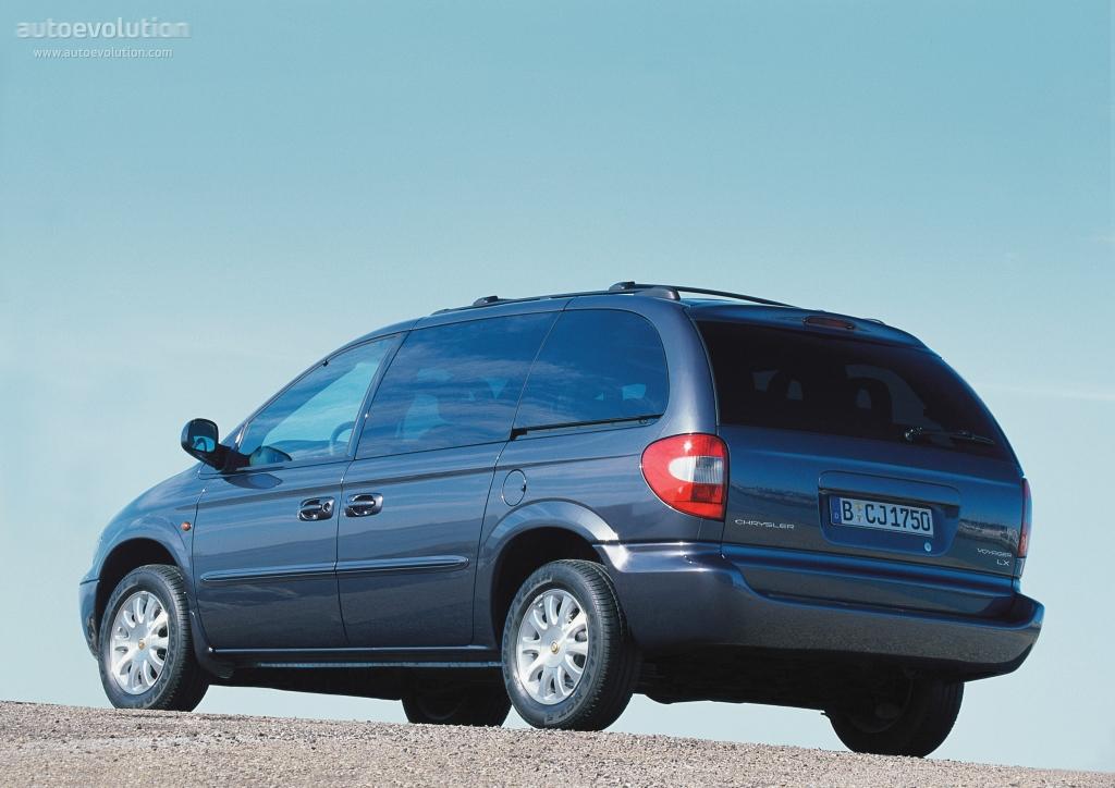 Chrysler voyager specs 2000 2001 2002 2003 for Interieur chrysler voyager 2000