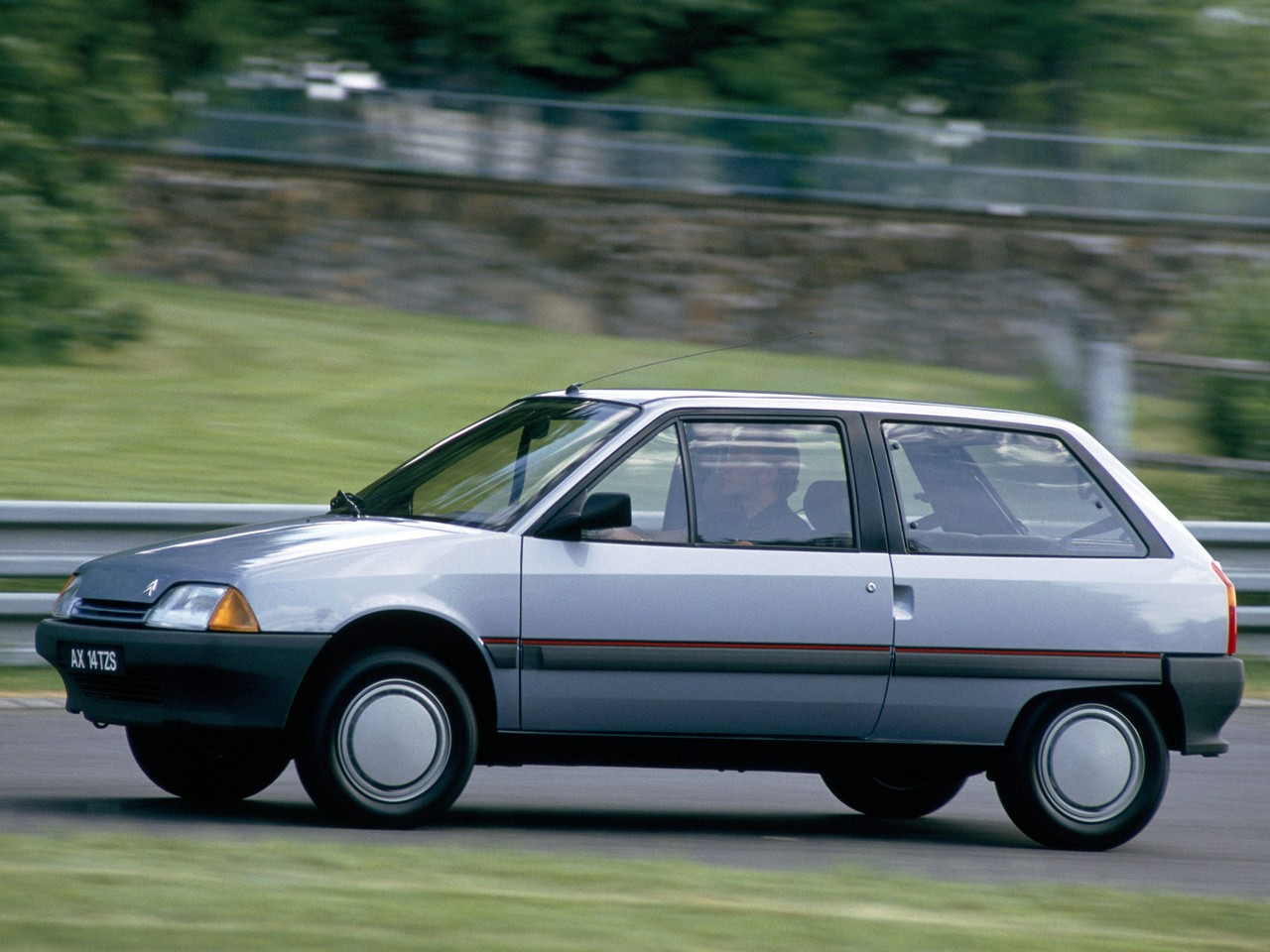 CITROEN AX 3 Doors - 1986, 1987, 1988, 1989, 1990, 1991 - autoevolution
