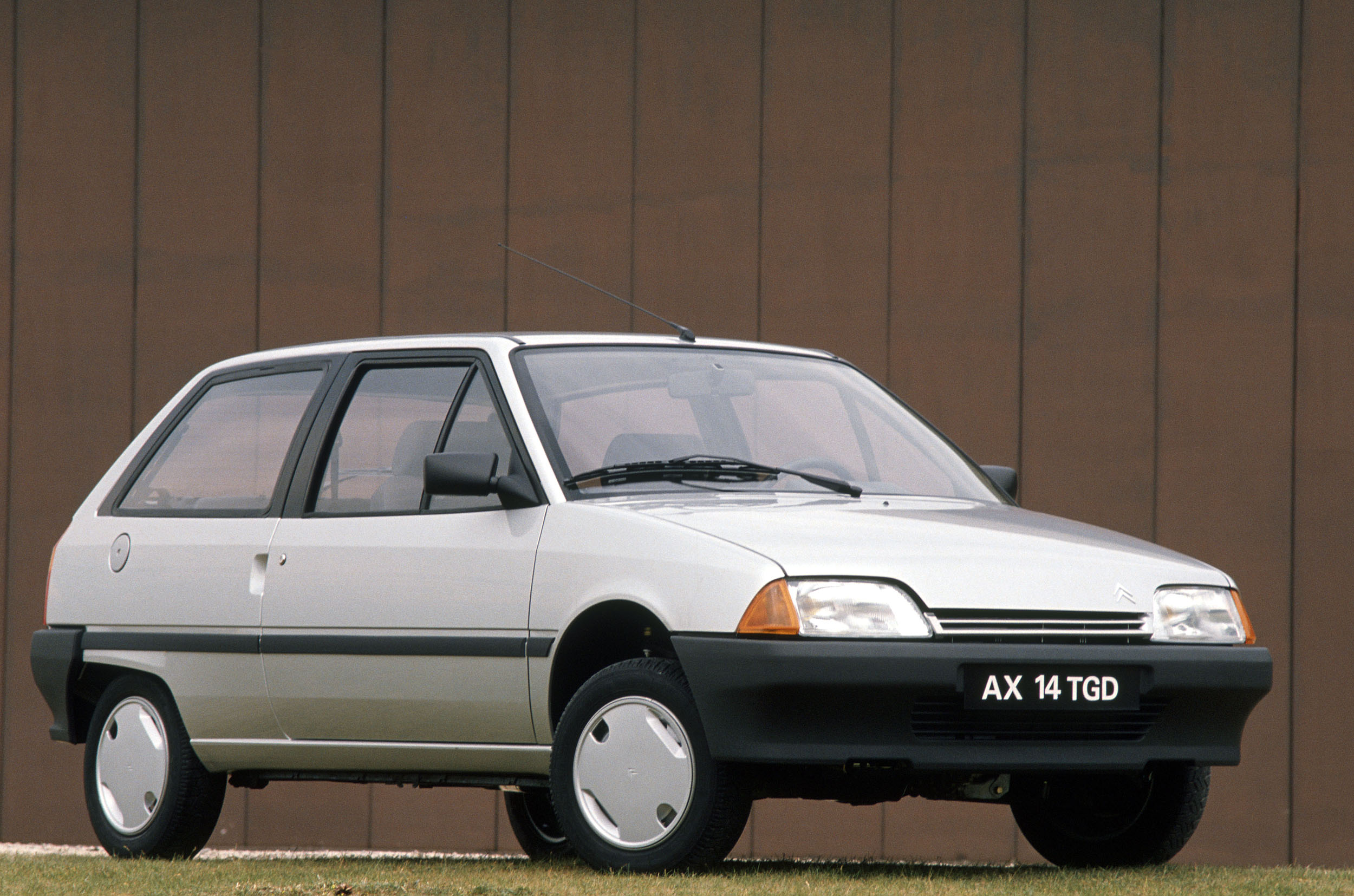 Citroen Ax 3 Doors 1986 1987 1988 1989 1990 1991