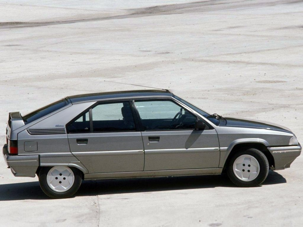CITROEN BX specs & photos - 1986, 1987, 1988, 1989 - autoevolution