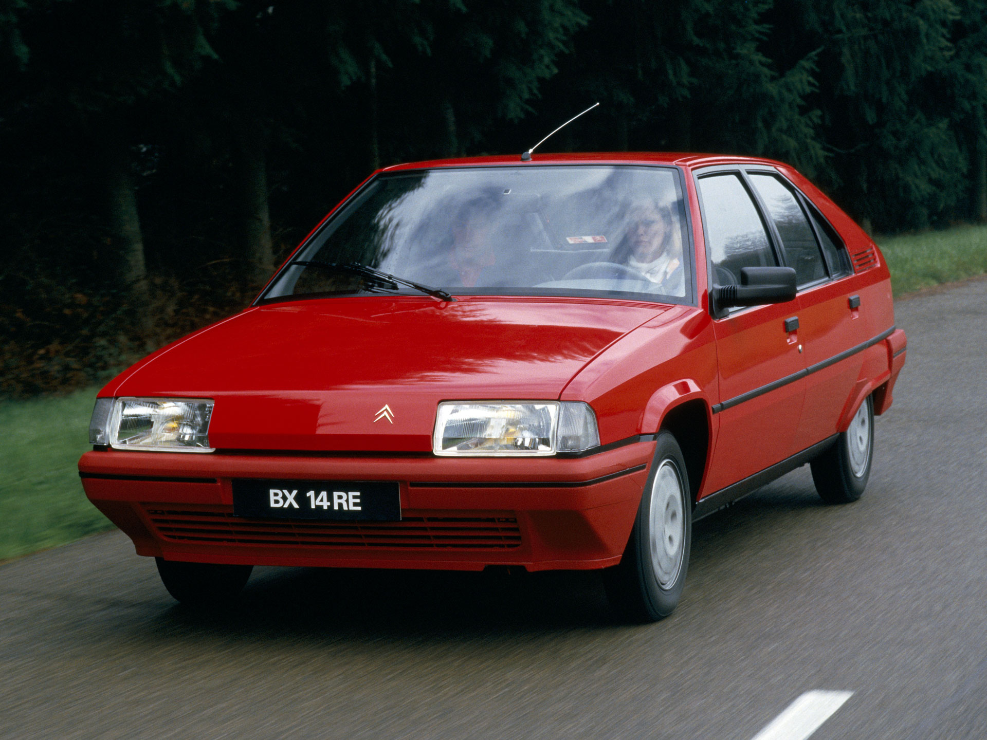 Citroen Bx Specs  U0026 Photos