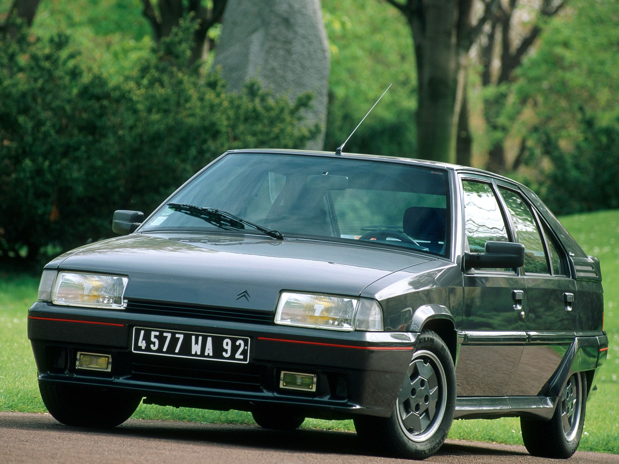 CITROEN BX - 1989, 1990, 1991, 1992, 1993 - autoevolution