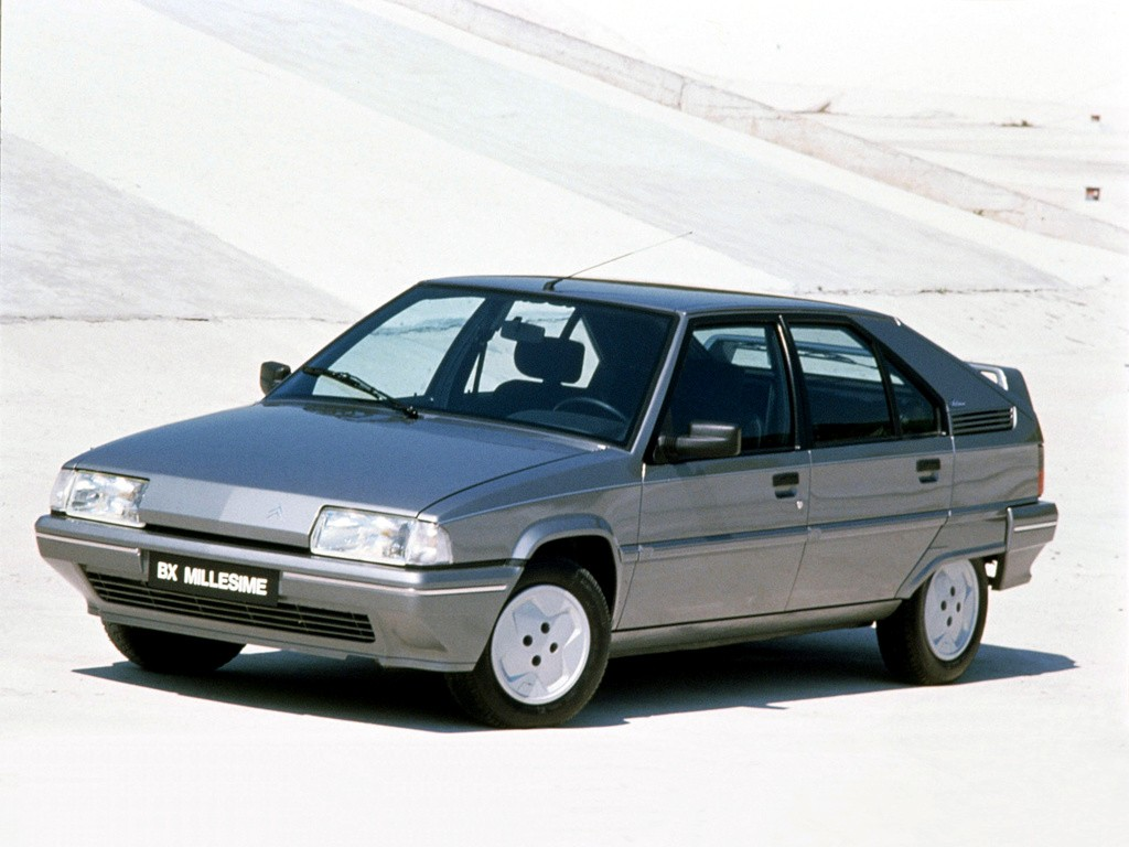 Citroen Bx Specs 1989 1990 1991 1992 1993