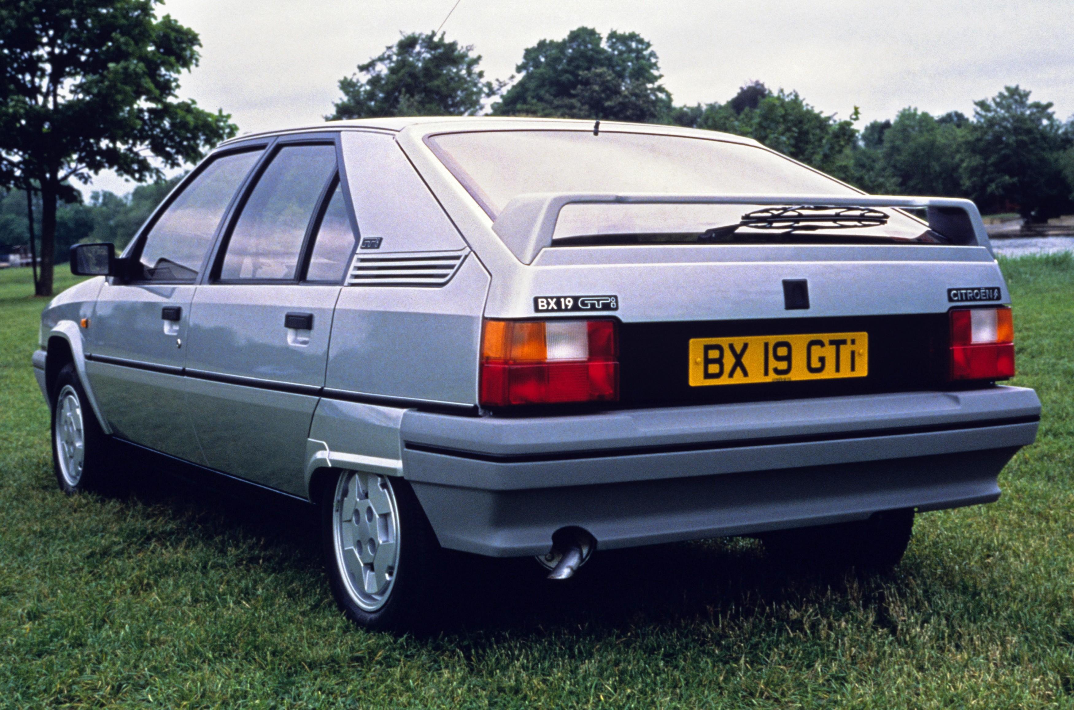 CITROEN BX specs - 1989, 1990, 1991, 1992, 1993 ...