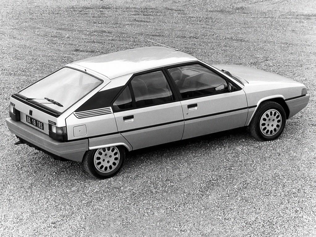 Citroen Bx Specs Amp Photos 1983 1984 1985 1986