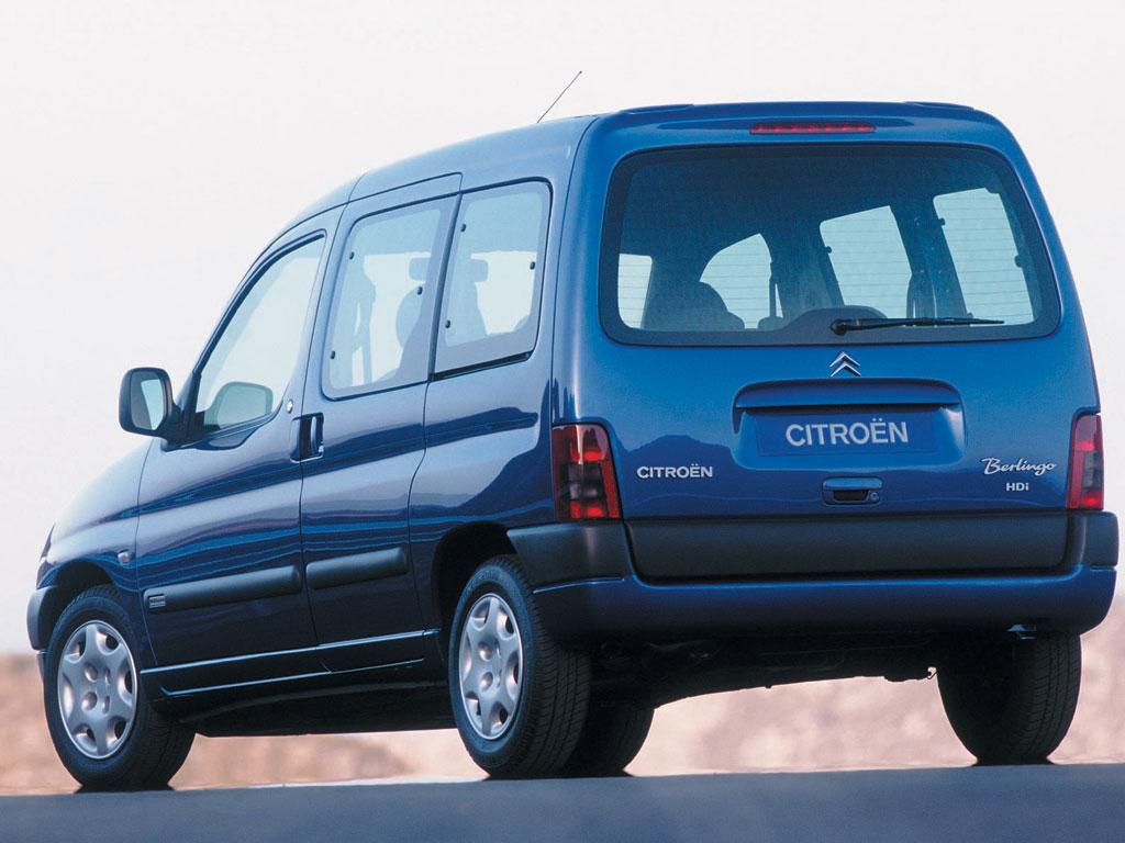Citroen Berlingo 1996 1997 1998 1999 2000 2001