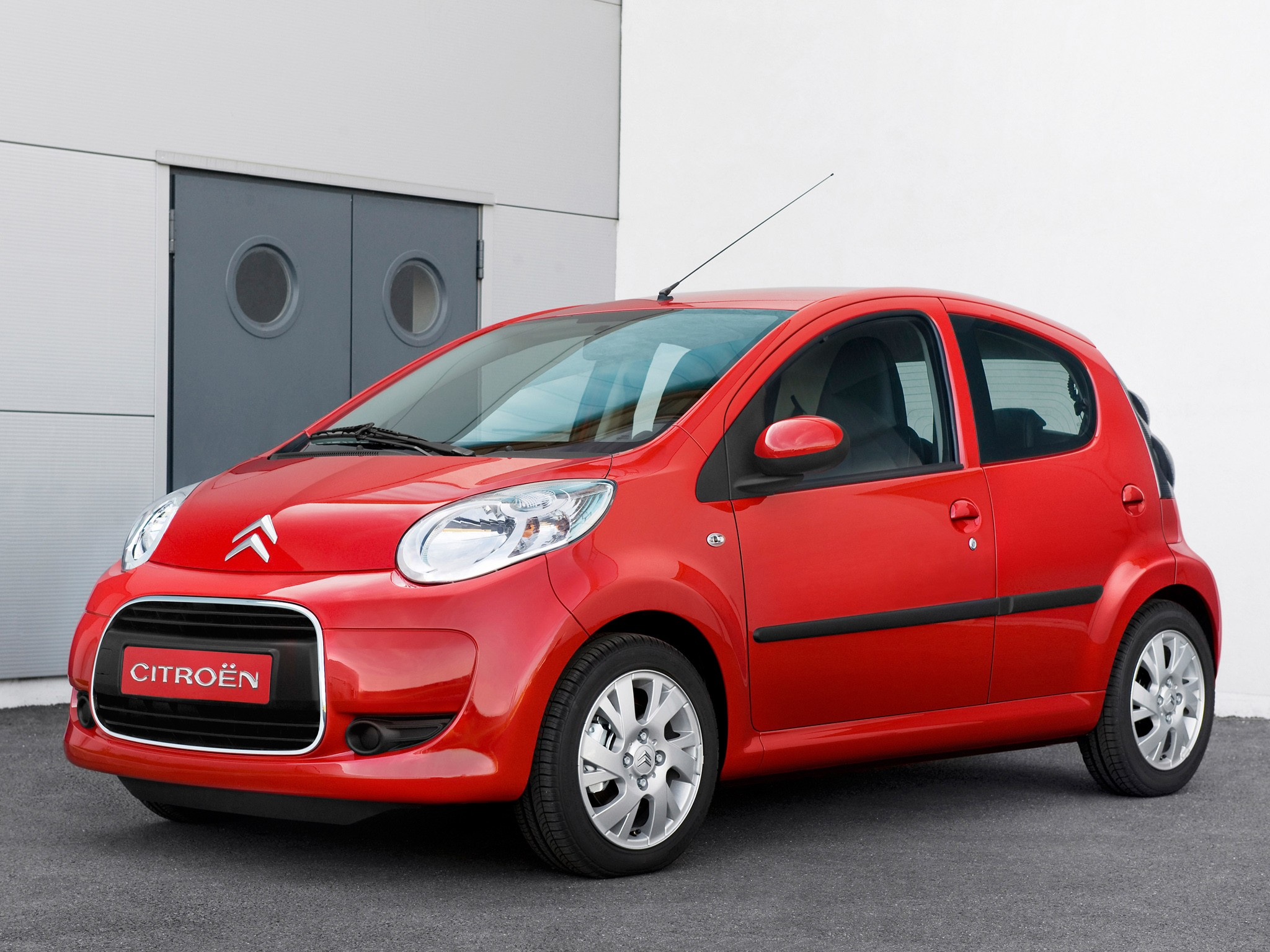 CITROEN C1 5 Doors - 2009, 2010, 2011, 2012 - autoevolution