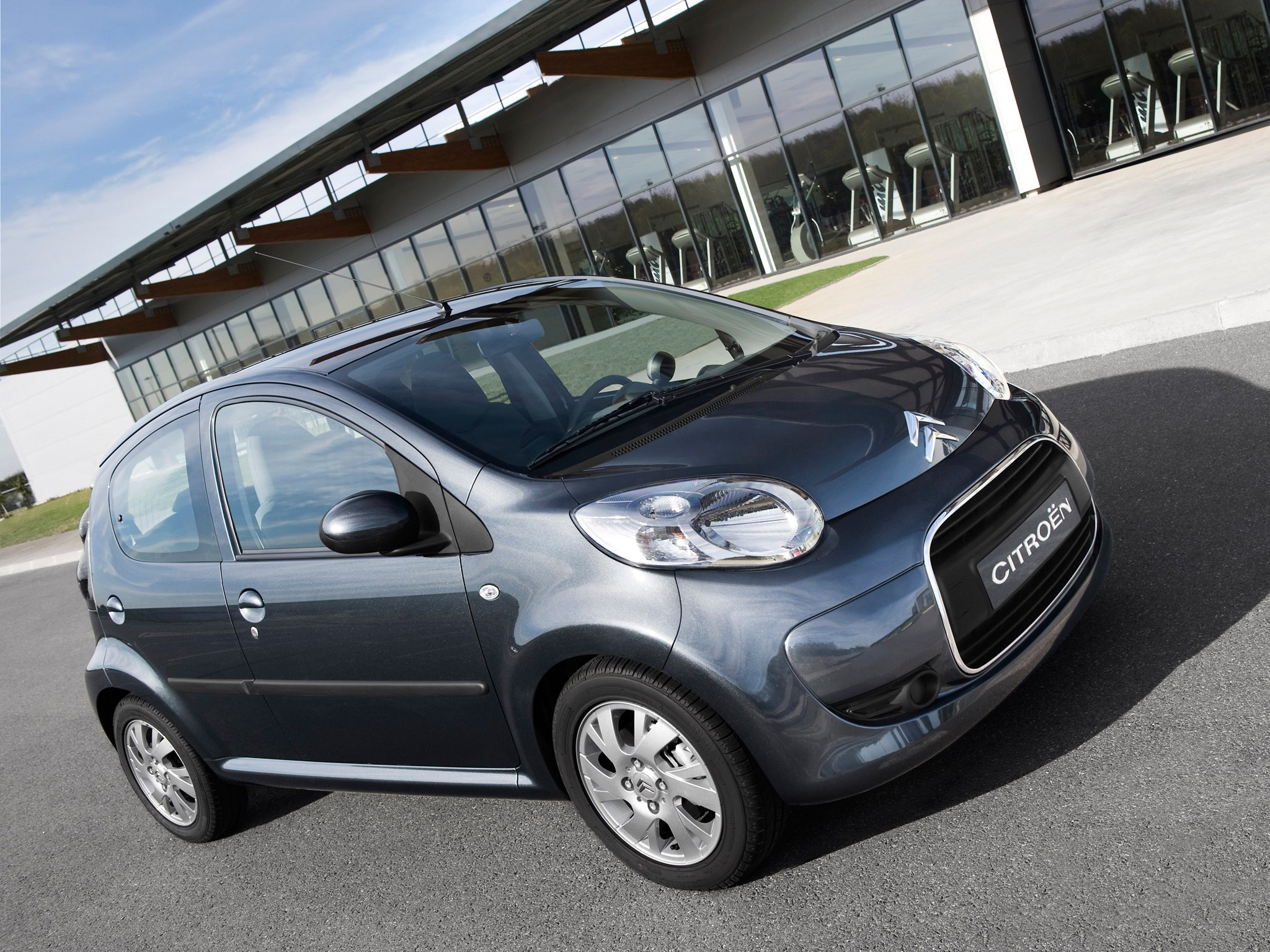 CITROEN C1 5 Doors specs & photos - 2009, 2010, 2011, 2012 ...