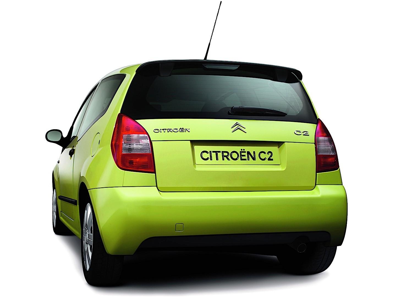 Citroen C2 Specs Amp Photos 2003 2004 2005 2006 2007