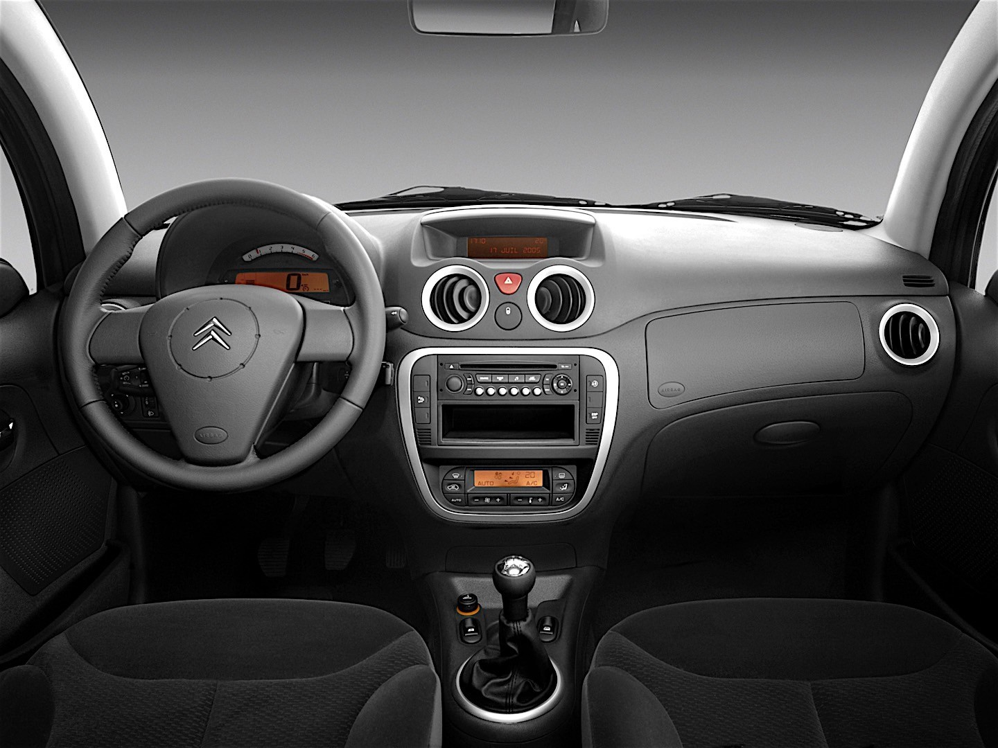 citroen c3 specs photos 2005 2006 2007 2008 2009 autoevolution. Black Bedroom Furniture Sets. Home Design Ideas