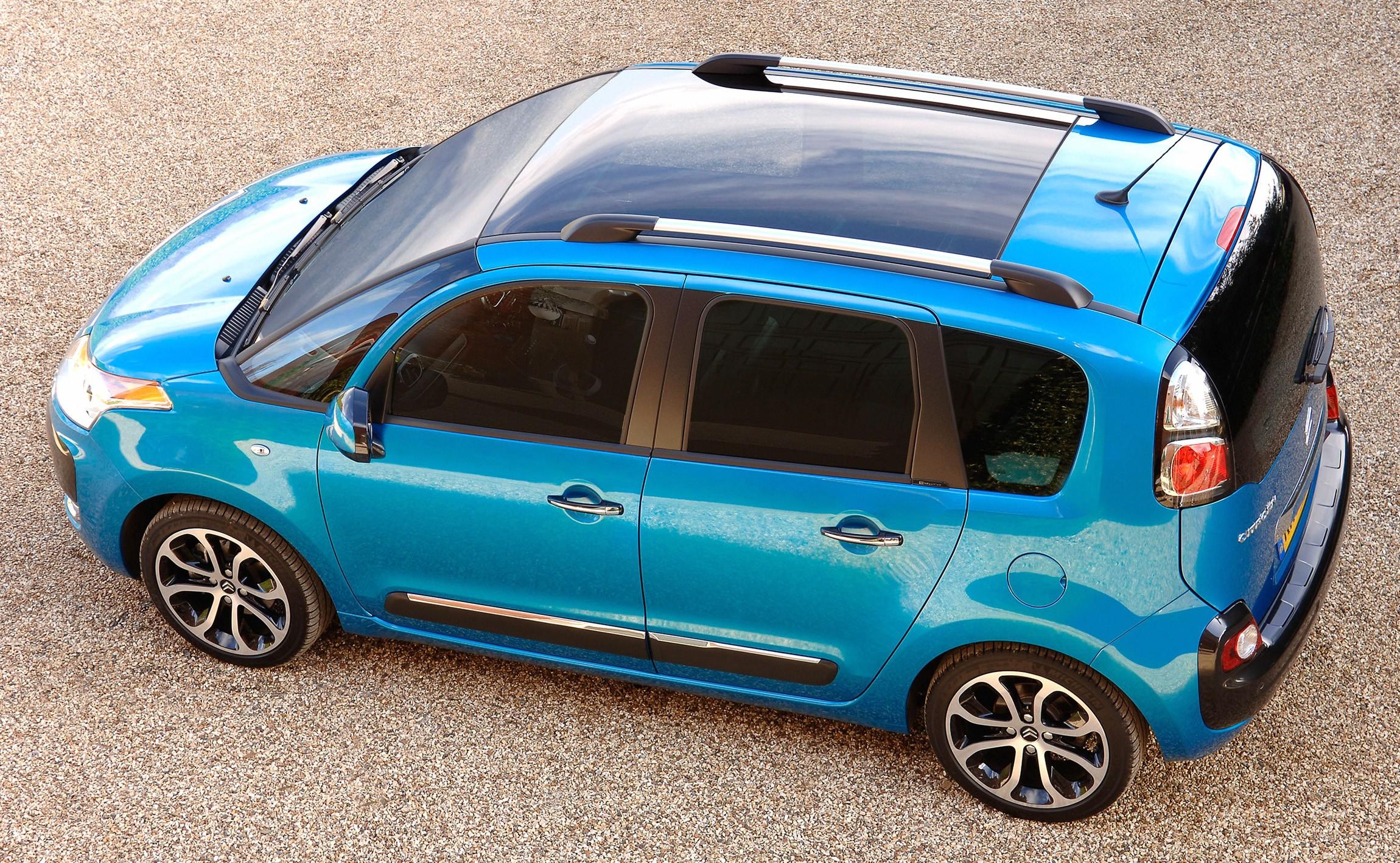 Citroen C3 Picasso Specs 2008 2009 2010 2011 2012