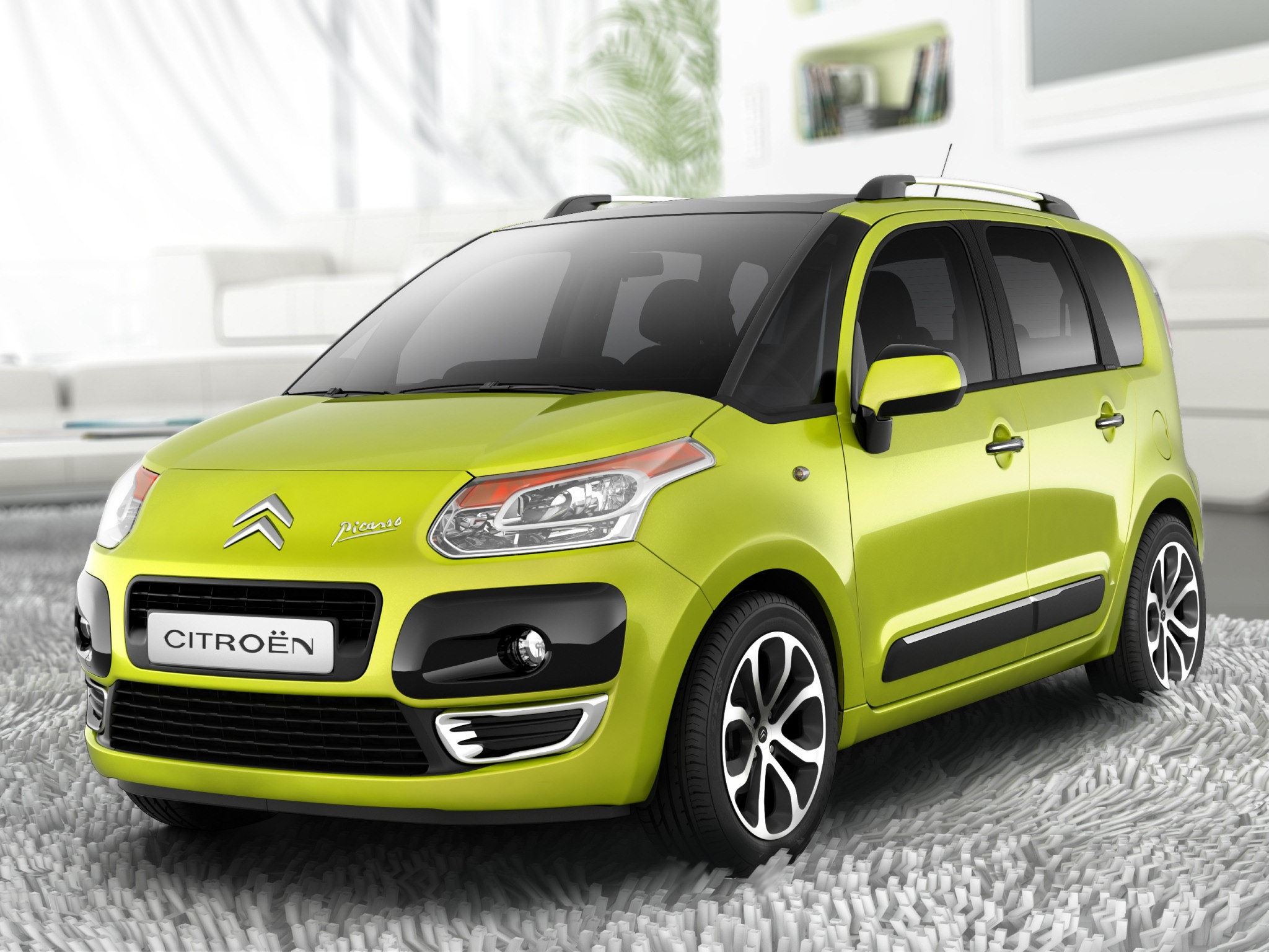 citroen c3 picasso specs photos 2008 2009 2010 2011 2012 autoevolution. Black Bedroom Furniture Sets. Home Design Ideas
