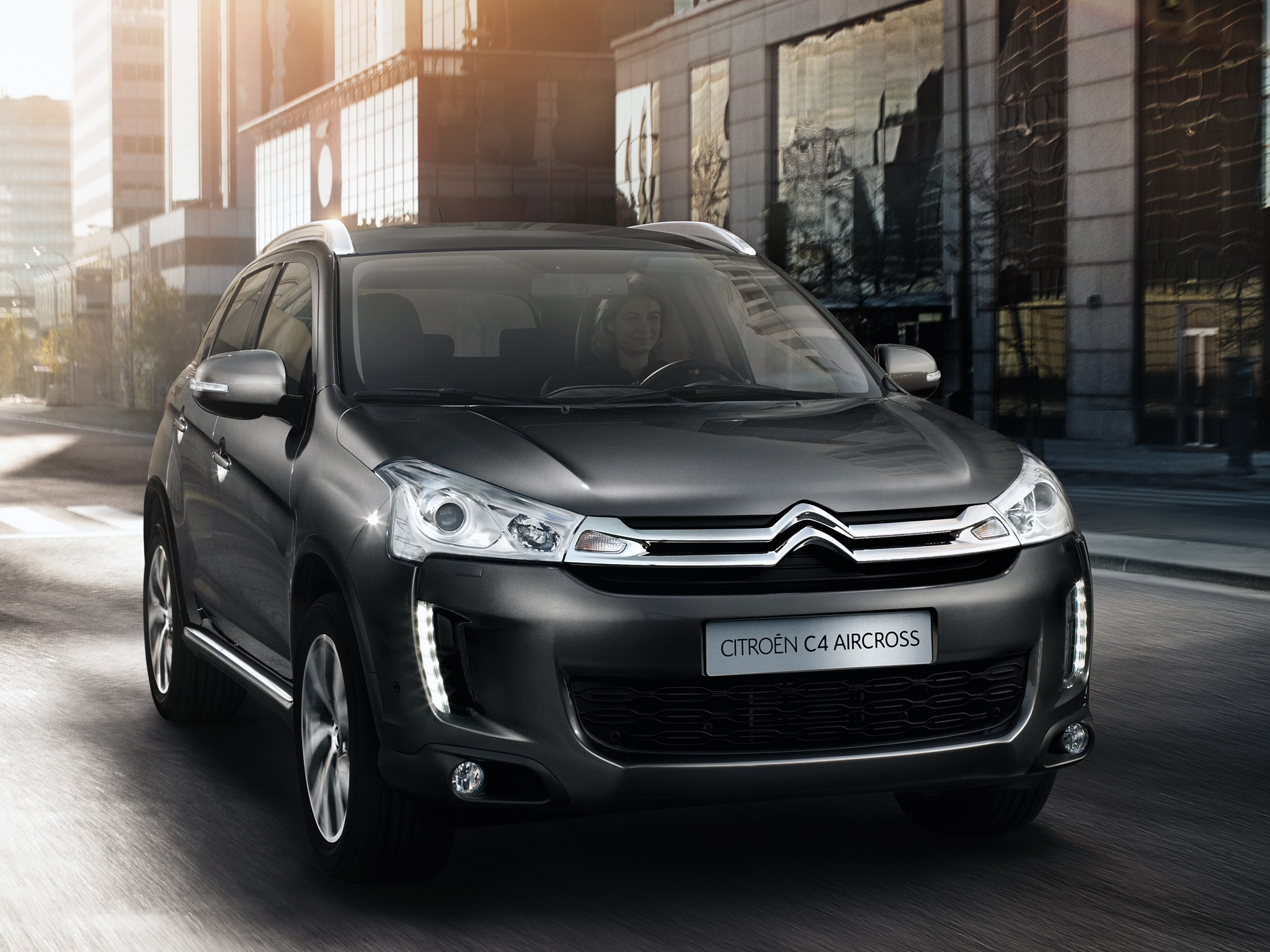 Citroen C4 Aircross Reviews - Citroen C4 Aircross Car Reviews
