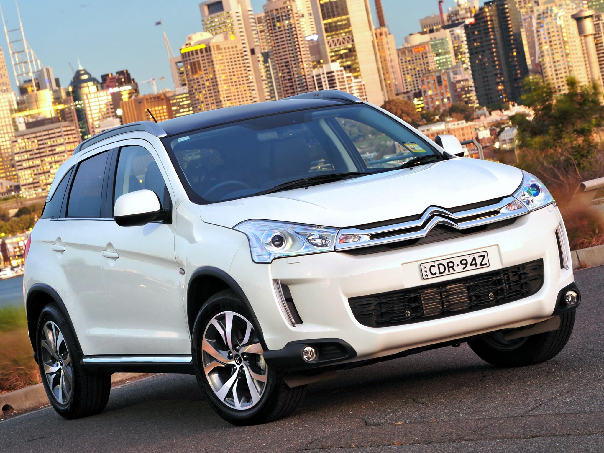 First Choice Auto Sales >> CITROEN C4 Aircross specs & photos - 2012, 2013, 2014 ...