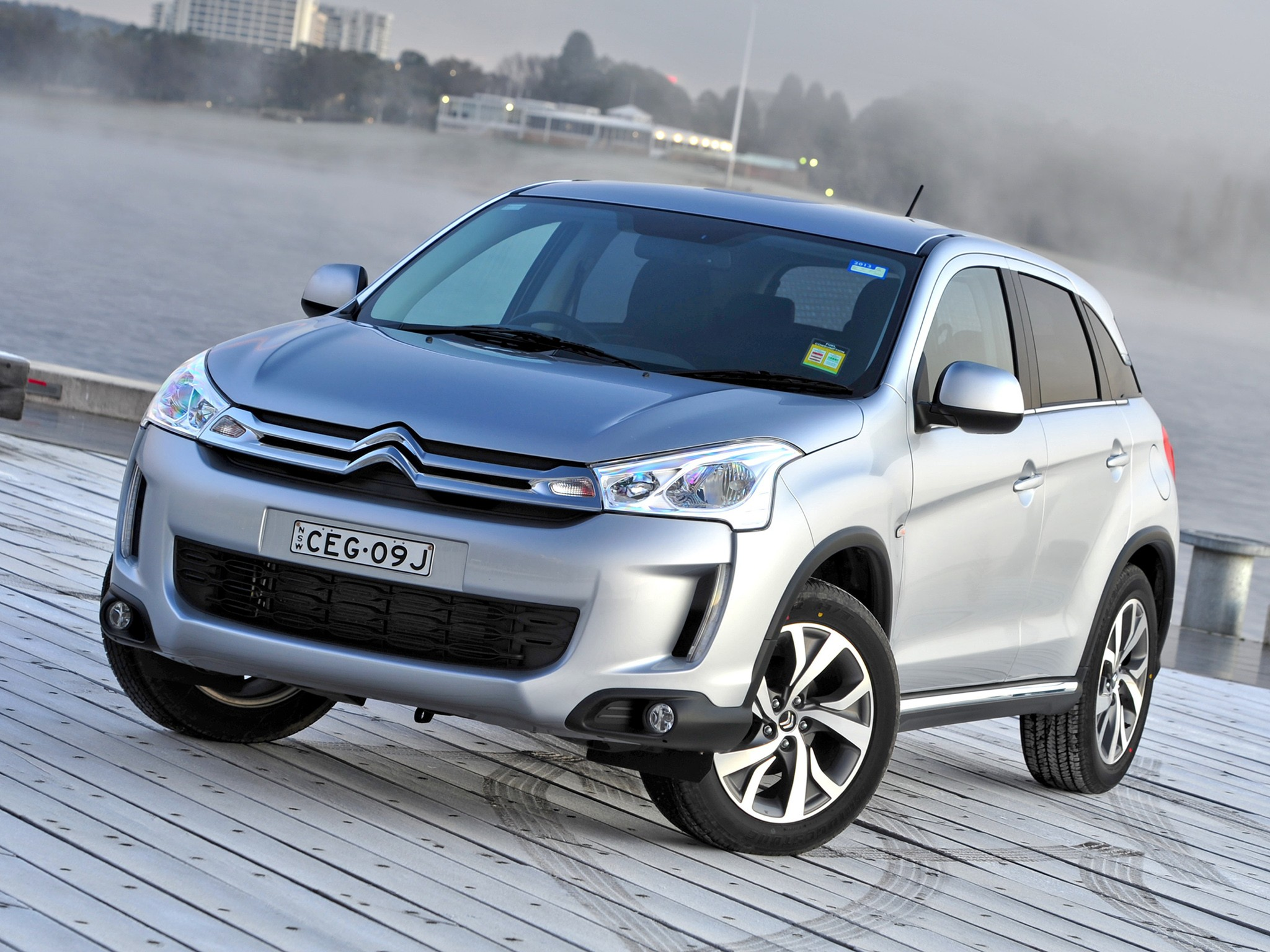 citroen c4 aircross 2012 2013 2014 2015 2016 2017 autoevolution. Black Bedroom Furniture Sets. Home Design Ideas