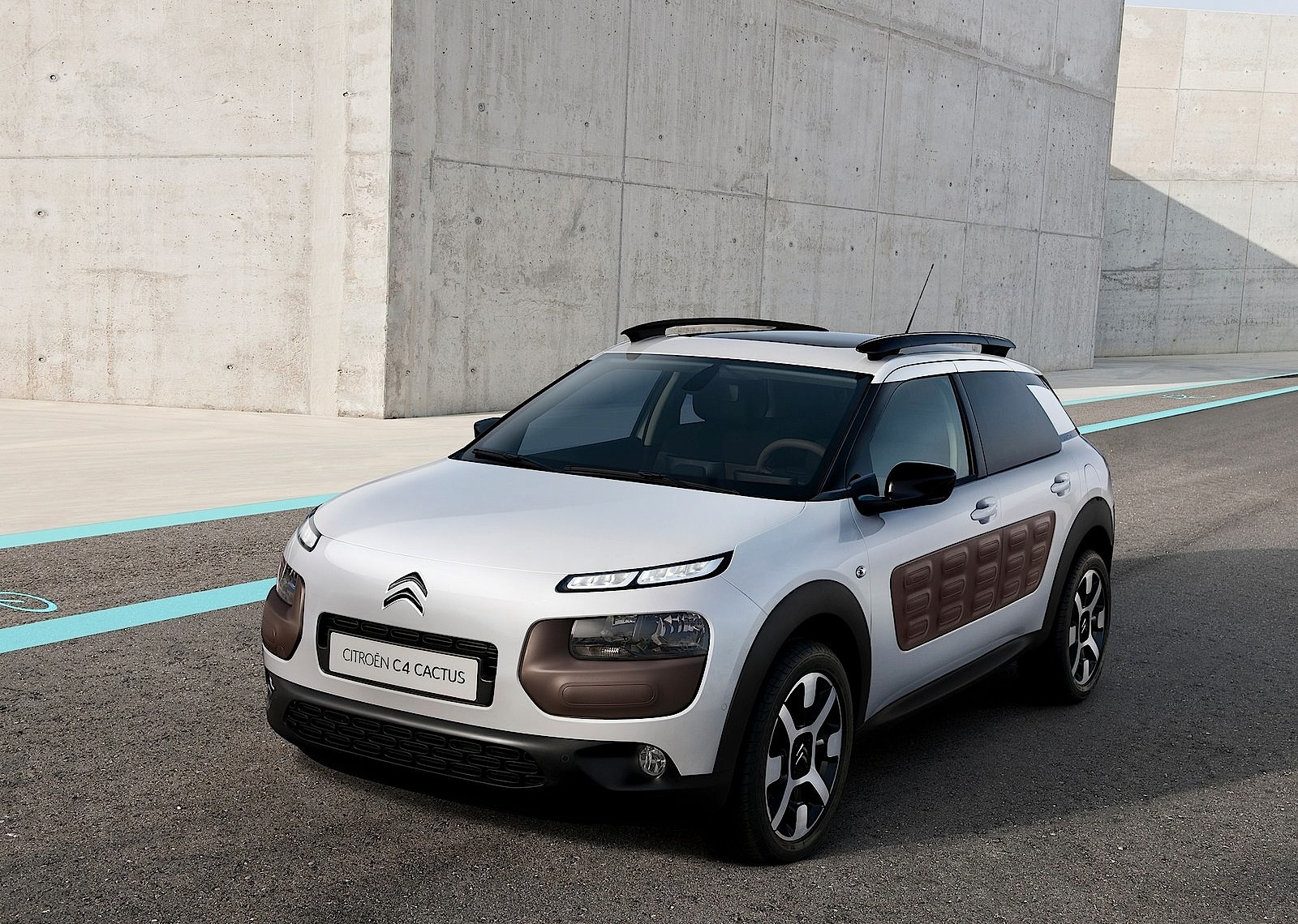 citroen c4 cactus 2014 2015 2016 autoevolution. Black Bedroom Furniture Sets. Home Design Ideas
