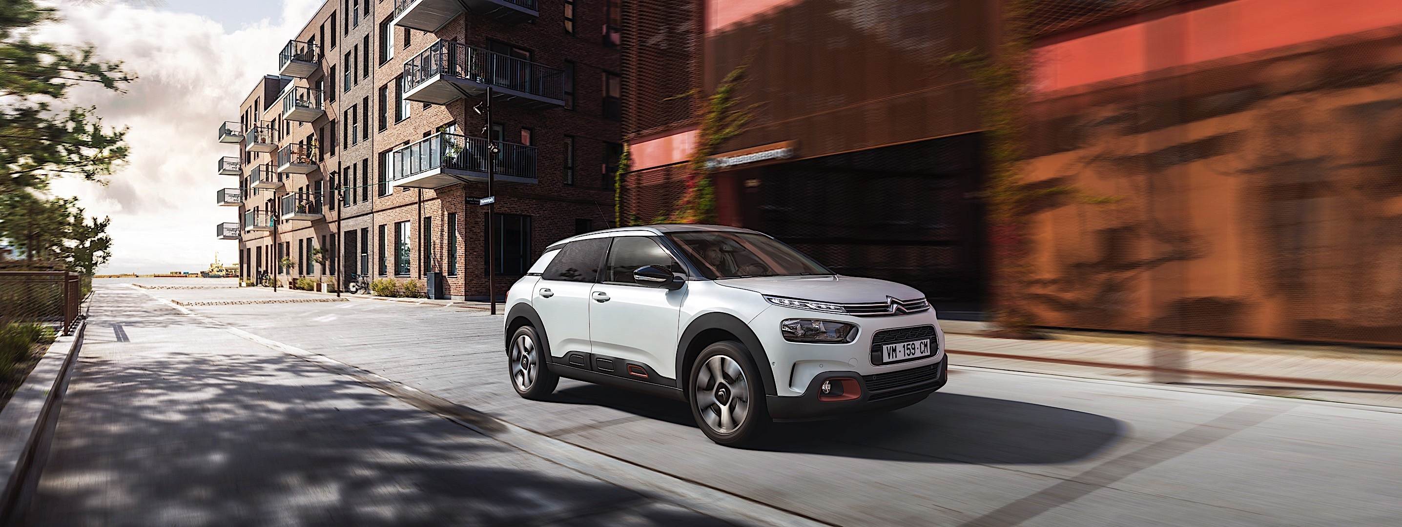 citroen c4 cactus specs photos 2018 autoevolution. Black Bedroom Furniture Sets. Home Design Ideas