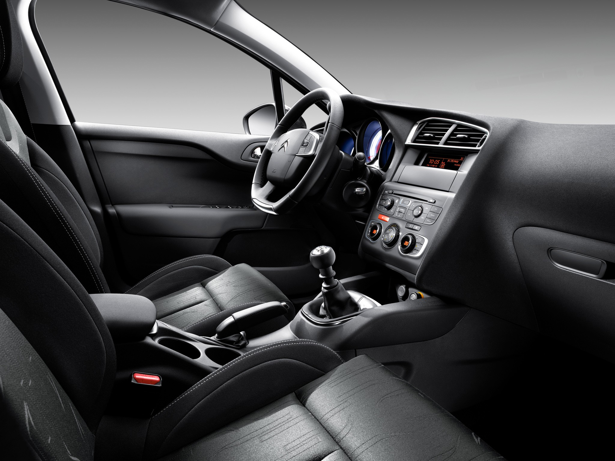 Citroen C4 Hatchback Specs Amp Photos 2010 2011 2012