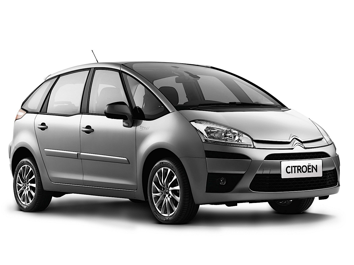 citroen c4 picasso specs photos 2007 2008 2009 2010 autoevolution. Black Bedroom Furniture Sets. Home Design Ideas